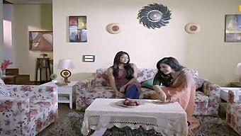 Desi Fucks Two Women, Double Dhamaka
