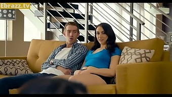 My Girlfriend's Phat Ass Roommate - Full Scene At Ebrazz.Tv