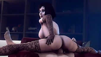 Porn Compilation Of The Best 3d Whores From Games