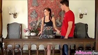 Twistys - (Bruce Venture, Kelly Klass) Starring At In The Wrong Furniture Romp