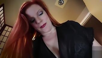 Mommys Horny Boy - Lady Fyre Femdom Virtual Sex - Lady Olivia Fyre