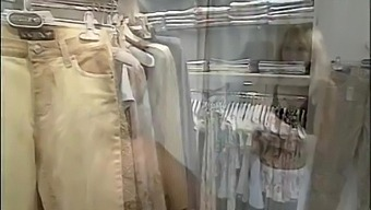 Jenna Jameson In Changing Room