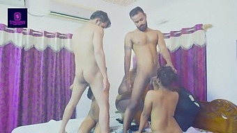 My First Gangbang Party
