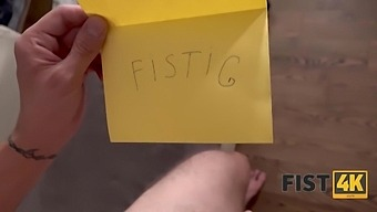 Minx Celebrates Birthday With Stranger Who Gifts Her The First Fisting With Rayana Bang