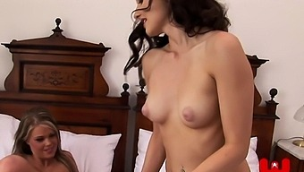 Only3x Presents - Aletta Ocean And Trisha Brill In Double