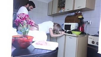 Amateurporn Amateur Wife Cooking Fucked By Hubby Part1