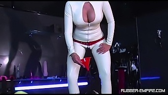 Lady Kate & Rubber Slave In Rubber Goddess - A Classic (Part 3 Of 3) - Kink