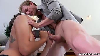 Unlocking That Pussy - Bangbros