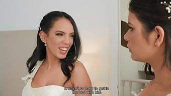 Busty Milf Katrina Moreno Shares A Fat Dick With Sheila Ortega
