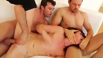 Lily Carter And James Deen - That S Crazy How Many Dicks Can Fit In This Bitch