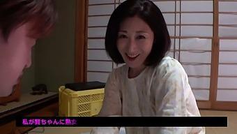 Japanese Granny Mature Creampie
