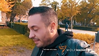 Lena Nitro And German Scout In Is Willing And Ready For A Hotel Fuck Wolfwagner.Date