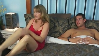 Jodi West - It'S Only For One Night - Sharing Bed With Milf