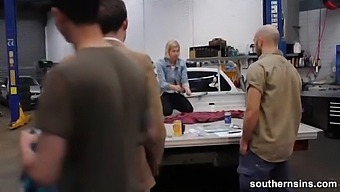 Behind The Southern Scenes