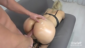 Creampied Twice My Best Friends Sister After Sloppy Blowjob With Cum Twice