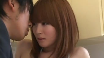 Twofold Penis Enjoyable By Using Miku Ohashi Who Exactly Receives A Chaotic Skin