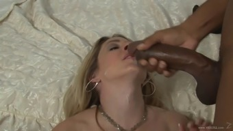This Naughty Light Cougar Is Obsessed On Big Cardinal Prick