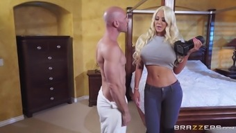 Slutty Nicolette Shea Dispersing And Requiring Her Pussy Inappropriate