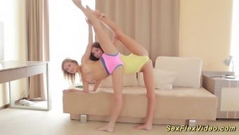 Adaptable Skinny Contortionists