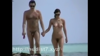 Nudist Spiteful Lady Voyeur Vid With The Use Of Hot Young Adults