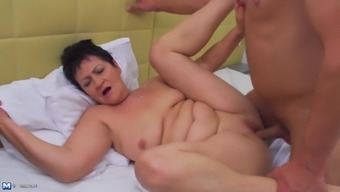 Forbidden Sex With The Use Of Granny And Mature Mother