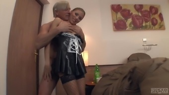Avril Sunshine Is A Foul Maid That Wants To Get Fucked Over Her Butt