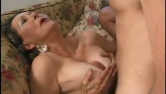 Mature Slutty Woman Gets Her Old Cherry Exploded Missionary Design (Fmm)