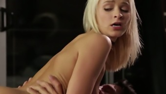 Emma Hix Is A Fitted Love With Succulent Genuine Tits Who Might Be Good For Riding Cock