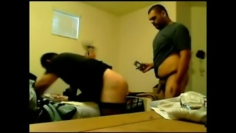 Bearded Crossdresser In Mordant Stockings And Outfit Gets Fucked Raw And Organic