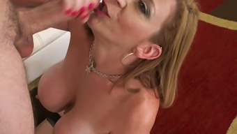 Beautiful Milf Sara Jay Enjoys Being Naughty And He Or She Has Got A Enjoyable Pussy