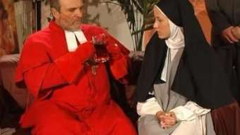 The Nun And Priest Have It On