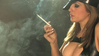 Ashley Downs Sequence Smoking 120s Latex Smoking Cigarettes Or Cigars Control
