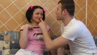 Elegance Along With Pigtails Stinks Dicks &Amp; Gets Fucked In The Pussy
