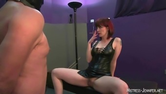Female Friend Femdom Group Strapon Whipping Plus Much More