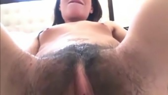 Fucking My Trimmed Favorite With Fuzzy Cunt And Smallish Titties