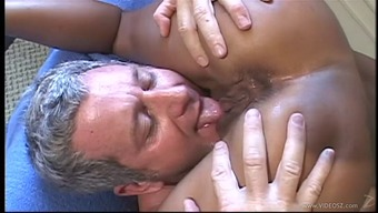 Gorgeous Cowgirl By Using Major Titties Delighted Hardcore By Old Mankind