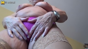 Incredibly Old German Granny And Her Saggy Titties