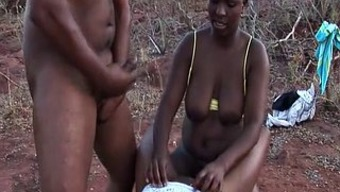 African-American Intercourse Search Threesome Orgy