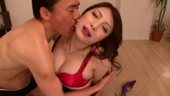 Oriental Spiteful Lady Performs Around This Particular Joystick Before Applying It In Their Cunt