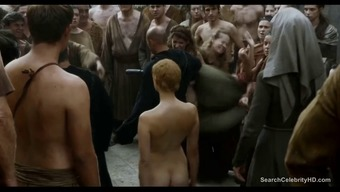 Actress Lena Headey Totally Naked Images From Tv Assortment
