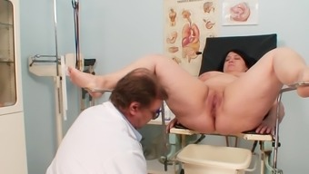 Full Gyno Exam With Perverted Age