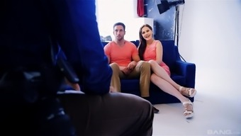 Tina Kay Serves As A Lively Chick Who Exactly Adores Opening Her Legs For Getting A Penis