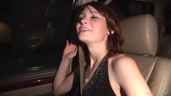 Caring Amateur Women With The Use Of Tiny Tits Dancing Elegant Among The Club Event