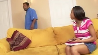 Surpassing Babysitter Do Not Want His Earnings - Just His Major Cock