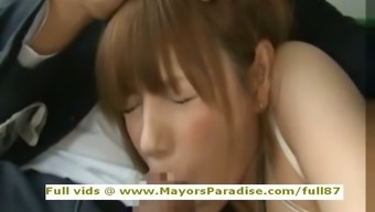 Rio Naive Chinese People Girl Is Fucked Upon The Bus
