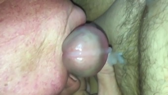 Wifey Being Intimate With And Thrashing Cock Certain