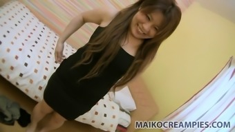 Hairy Japanese People Nasty Person Likes Breathing It From Behind In Pov