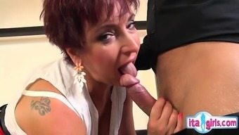 Busty Teenager Anal Pain