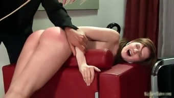 Malicious Schoolgirl Baby Gets Spanked Complicated Part5