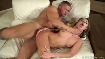 Sandra Well Being Is A Twisted Walk Fucked Very Difficult By A Enthusiast
